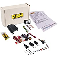 2 Way Remote Starter Package for 2003-2010 Toyota, Scion and Lexus - One-Button Operation