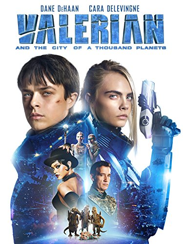 Valerian and the City of a Thousand Planets (4K UHD) (Valerian And The City Of A Thousand)