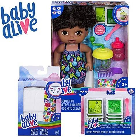 Baby Alive Spoonfuls Bundle Exclusive product image