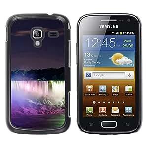 """For Samsung Galaxy Ace 2 , S-type Cataratas del Niágara"""" - Arte & diseño plástico duro Fundas Cover Cubre Hard Case Cover"""