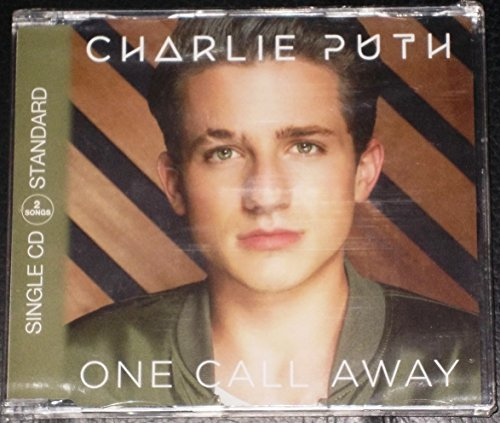 Charlie Puth - One Call Away (CDS) - Zortam Music