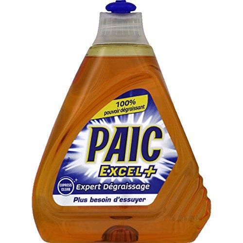 Paic - Excel Plus líquido lavavajillas mano, Expert dégraissage el ...