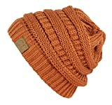 4-trendy-warm-chunky-soft-stretch-cable-knit-slouchy-beanie-skully-hat20a