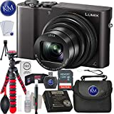 Panasonic Lumix DMC-ZS100 Digital Camera + 32GB Memory + Essential Photo Bundle(s) (Black) Review