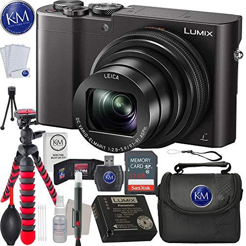 Panasonic Lumix DMC-ZS100 Digital Camera + 32GB Memory + Essential Photo Bundle(s) (Black) Review