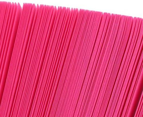 NA Paizhuo 540 Stks Origami Papier Sterren Origami DIY Lucky Star Strips voor Decoratie en Ambachten5 Kleuren1030 Stks
