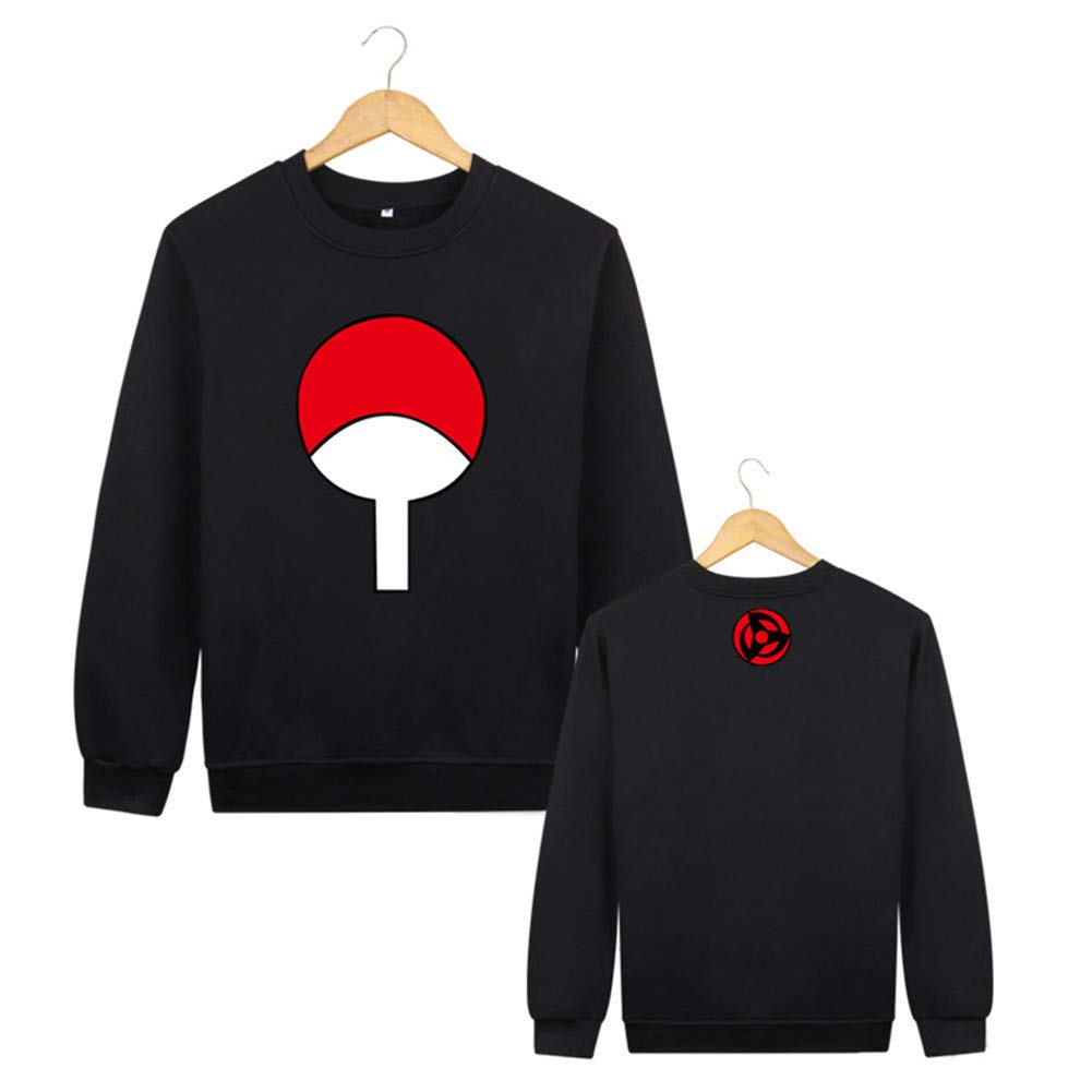 Gumstyle Naruto Anime Hooded Sweatshirt Boys Girls Cosplay Pullovers