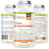 Natural African Mango Extract Dietary Supplements| Irvingia Gabonensis Extract Supports Blood Sugar Control | Maintain Digestive Health | Promote Metabolism. - 51xsojS4BWL - Natural African Mango Extract Dietary Supplements| Irvingia Gabonensis Extract Supports Blood Sugar Control | Maintain Digestive Health | Promote Metabolism.