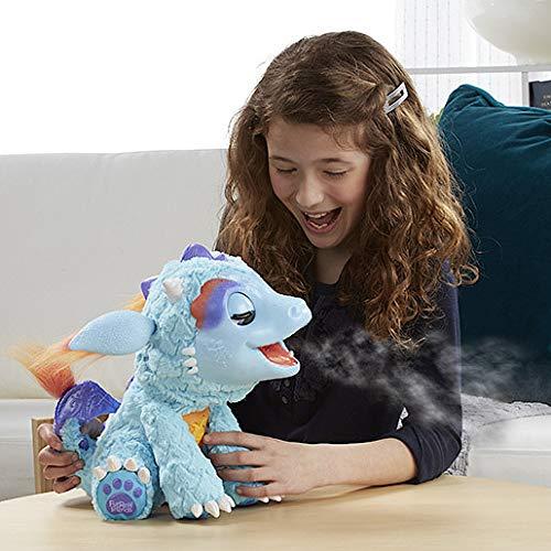 Hasbro, B5142, Furreal Friends, Torch My Blazing Dragon. Plush by Hasbro (Image #3)