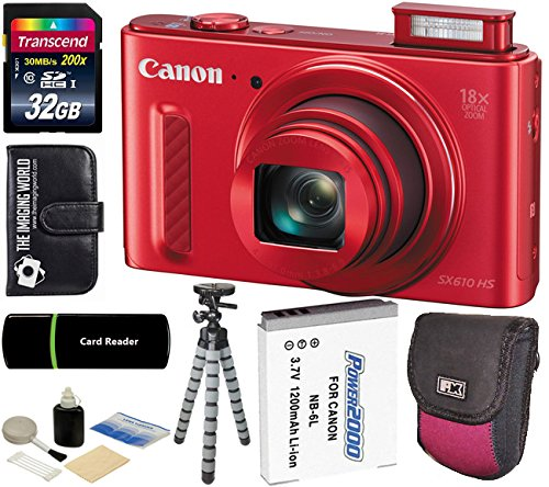 PowerShot SX610 Digital Optical Accessories