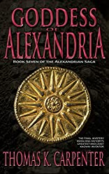Goddess of Alexandria (Alexandrian Saga Book 7)