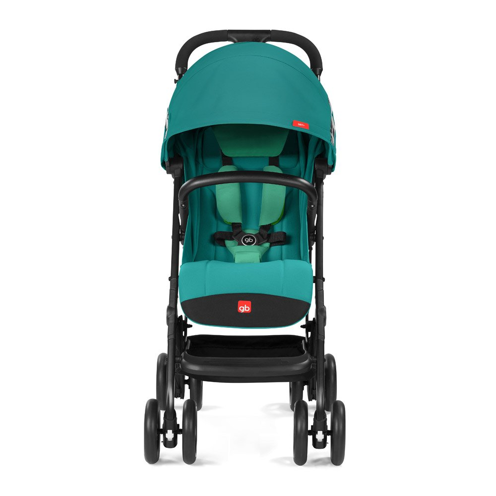 gb 2018 Buggy QBIT+ incl. Carrycot Cot to Go ''Laguna Blue'' - from birth up to 17 kg (approx. 4 years) - GoodBaby QBIT PLUS by gb (Image #9)