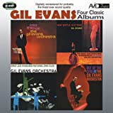 Four Classic Albums (New Bottle Old Wine / Great Jazz Standards / Out Of The Cool / Into The Hot) By Gil Evans (2013-02-04)