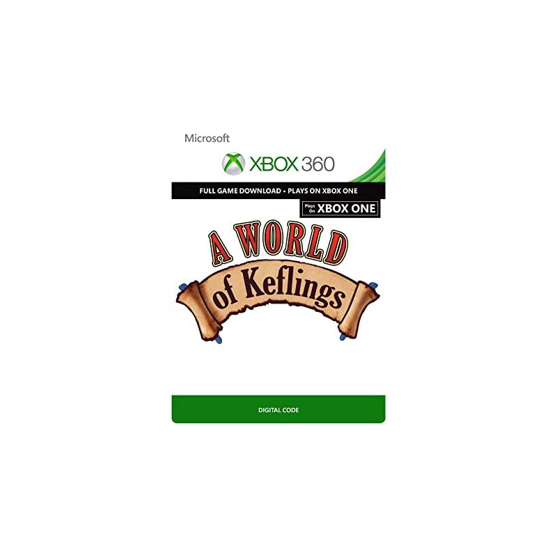 A World of Keflings - Xbox 360 Digital C