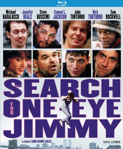 The Search for One-Eye Jimmy [Blu-ray]