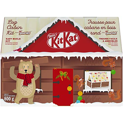 KIT KAT NESTLÉ Chocolate Cabin Kit, 800g