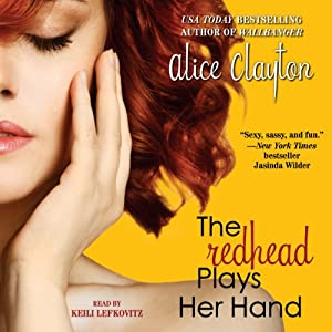The Redhead Plays Her Hand Hörbuch