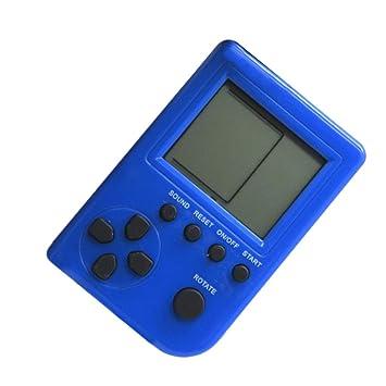 F-blue Llavero portátil de Pantalla LCD para niños Adultos ...