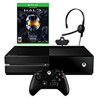 Xbox One Console Bundle with Halo: The Master Chief Collection