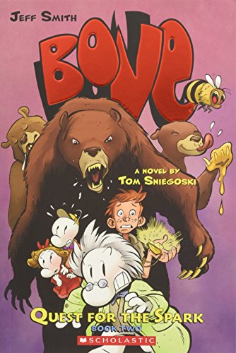 Bone: Quest for the Spark #2 for $<!--$0.55-->