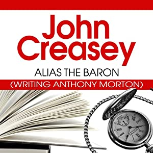 Alias the Baron Audiobook