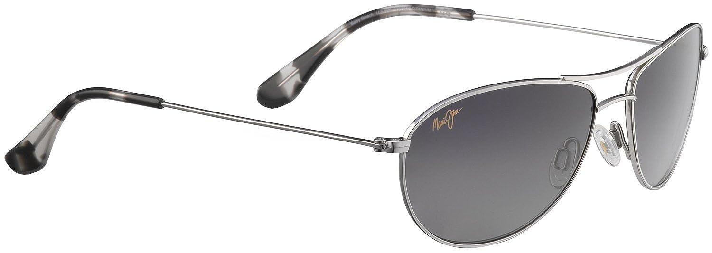 3925ff3a0a Amazon.com  Maui Jim Baby Beach 245 Sunglasses