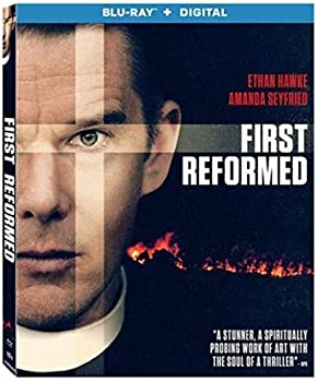 Paul Schrader First Reformed [Blu-ray]