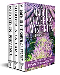 Murder travels nicely in this popular mystery series featuring expat Maggie Newberry who lives in France with her winemaker French chef new husband. Enjoy the sights and smells of Provence, the Côte d'Azur and Paris as Maggie uses her amateur...
