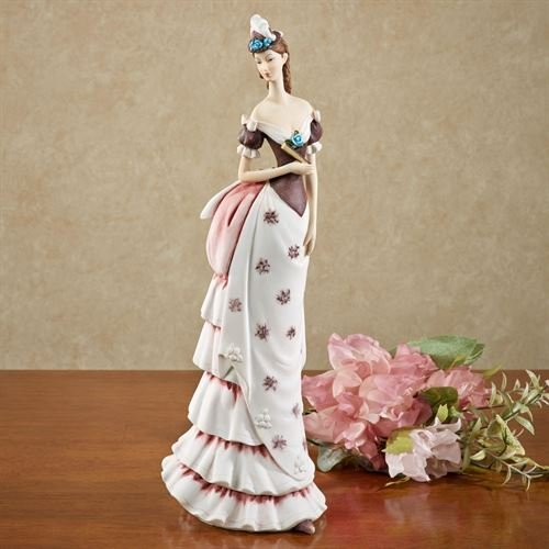 Touch of Class Victorian Lady Figurine Woman Statue