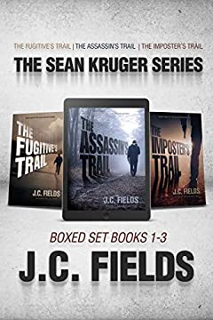 The Sean Kruger Series Complete Boxed Set