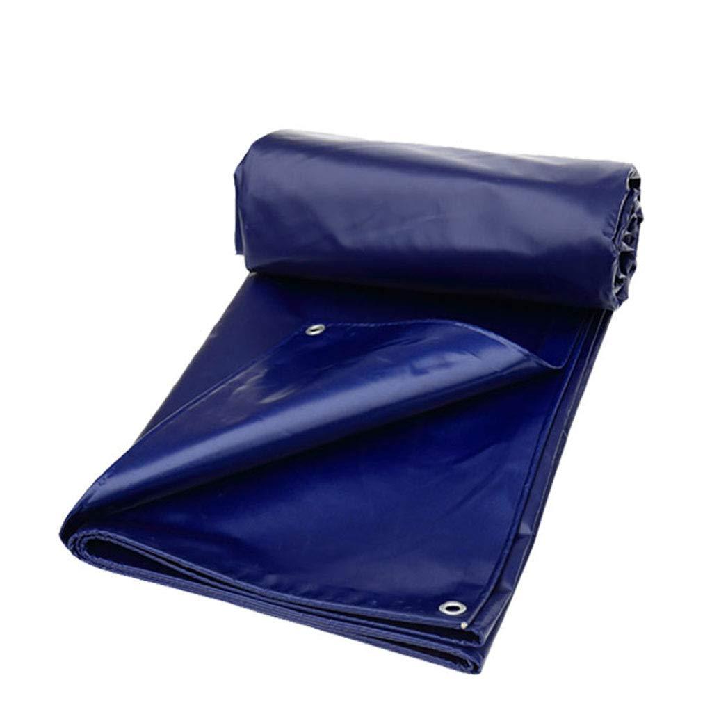 ナイフ拭き取り布厚い防水日焼け止め車ワゴン防水シート防水サンシェード布オックスフォード布 (Size : 10*15m)  10*15m