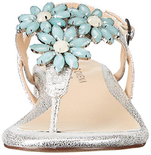 Menbur Women's Petunia Dress Sandal Blue A9qjfCQ