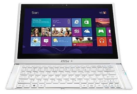 MSI S Series S20-i541 - Ordenador portátil (Portátil, Plata, Color blanco