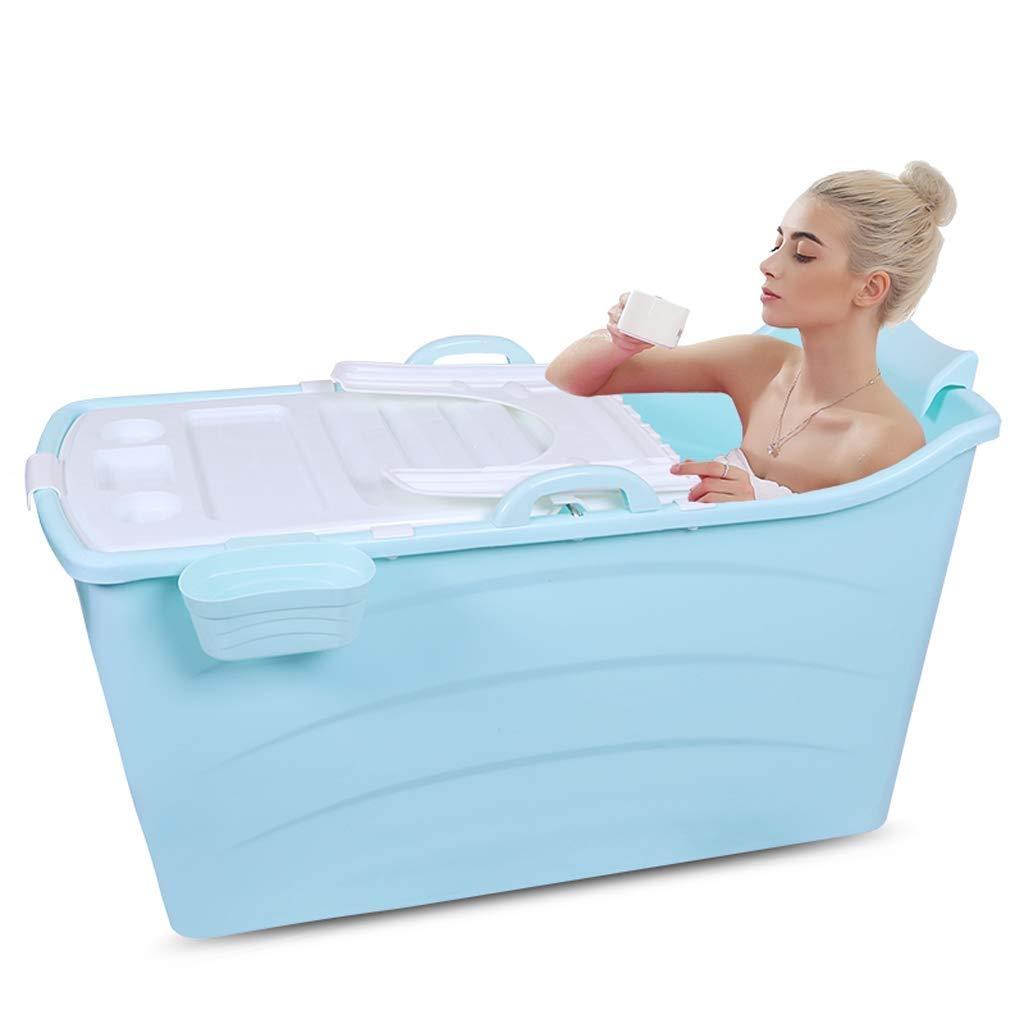 Faltbare Badewanne F uuml r Erwachsene Kinder Aus Kunststoff Gro szlig e Babyschwimmen Tragbare ...