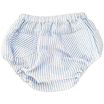 Huggalugs Baby /& Toddler Boys Seersucker Diaper Cover in Choice of Color