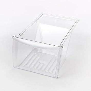 Genuine Frigidaire Refrigerator Crisper Clear Drawer Pan Vegetable Clear Drawer For Frigidaire Gibson