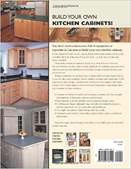 Build your own kitchen cabinets danny proulx for Building your own kitchen cabinets cost