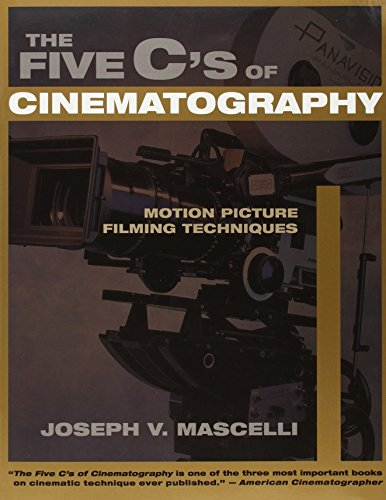 Pdf Entertainment The Five C's of Cinematography: Motion Picture Filming Techniques
