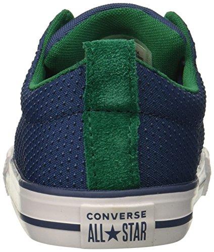 Converse Entrenadores Blue Slip grey Ctas Canvas Youth Street ZZFUr