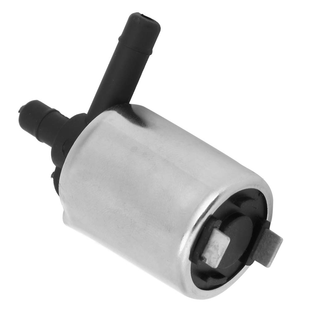 Normally Closed Air Water Gas Solenoid Valve 12V 6mm OD x 2.2mm ID Beduan Plastic Solenoid Electric Valve