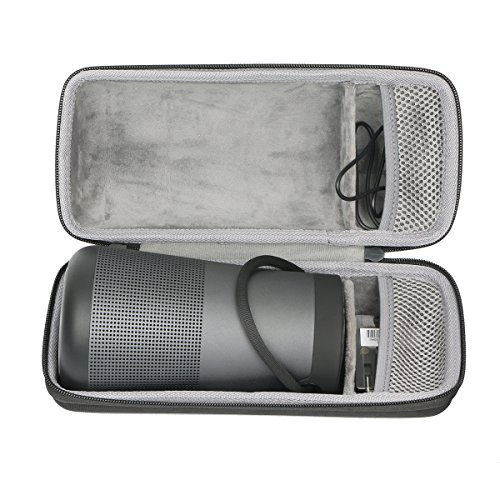 CO2CREA Hard Case Bag for Bose SoundLink Revolve+ Bluetooth Speaker