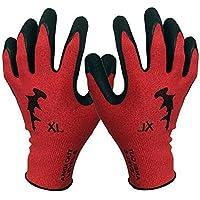 Hammerhead Cut Resistant (Lv5) Gloves, Puncture Resistant (Lv3), Latex Grip (Large) by HAMMERHEAD