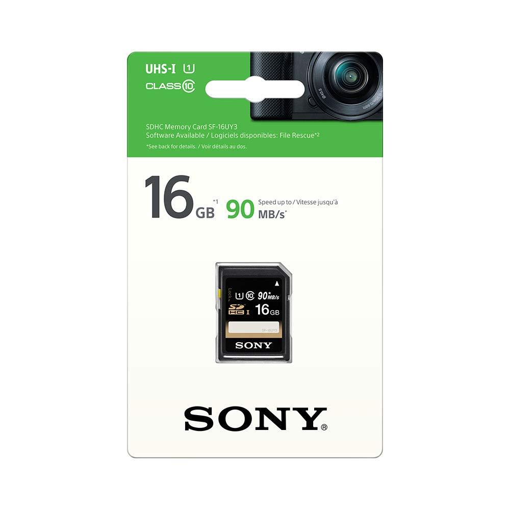 90 MB//S Sony SF64U Tarjeta SDXC de 64 GB