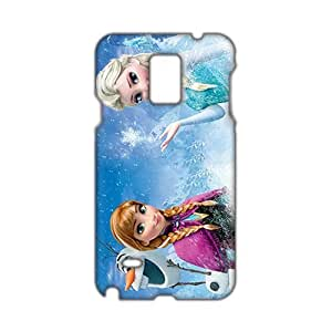 Frozen beautiful fashion 3D Phone Case for Diy For SamSung Note 3 Case Cover