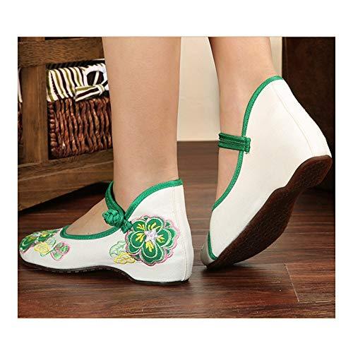 Green Donna Kzy Kzy Kzy Green Ballerine Donna Ballerine Green Ballerine Ballerine Kzy Donna fqUwApE