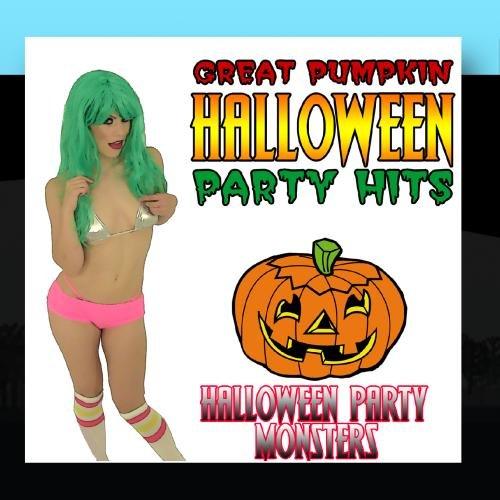 Great Pumpkin Halloween Party Hits -