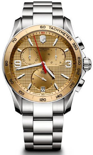 Mans watch VICTORINOX CHRONO CLASSIC V241658