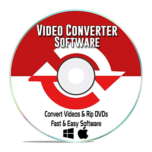 Video Converter Software & DVD Ripping for Windows PC & Mac Convert to Audio MP3 MP4 Encoder 2018 Handbrake ()