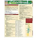 Phlebotomy: Essentials of Performing Phlebotomy, Circulatory System, Blood Tests, Tools, Techniques, Equipment, Color-Coded Tops & Terminology (Quickstudy: Academic) (Poster) - Common