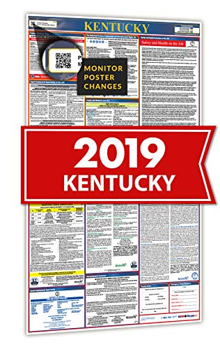 2019 Kentucky All in One Labor Law Posters
